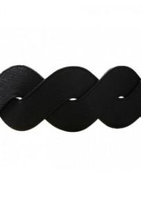 large ceinture tressée grande taille (détail)