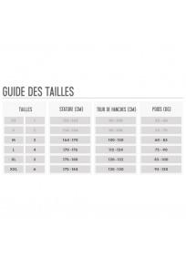 Guide des tailles Fiore collants